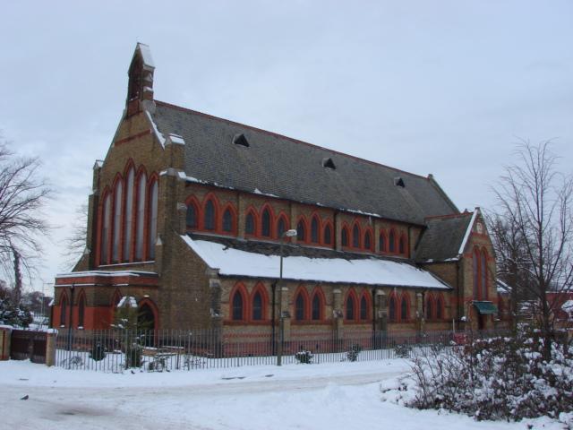 Old chapel, Knaphill