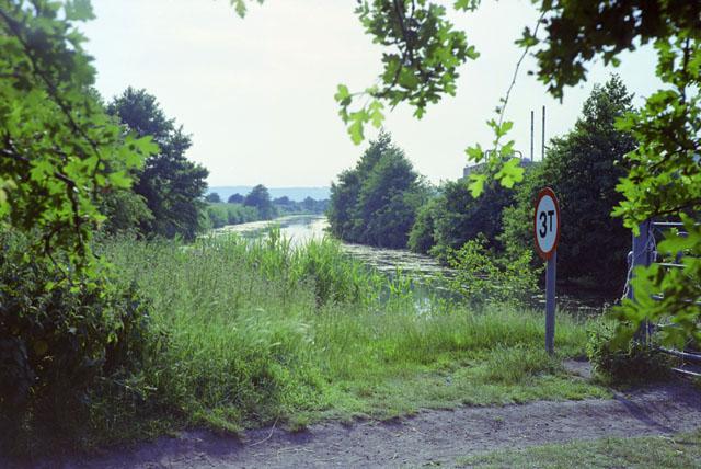 Lydney Canal, 1992