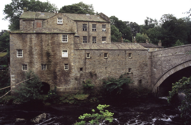 Yore Mill, Aysgarth