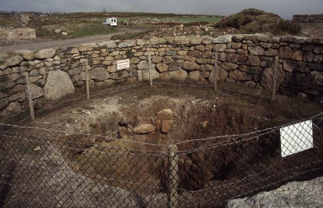Levant - Boscregan shaft