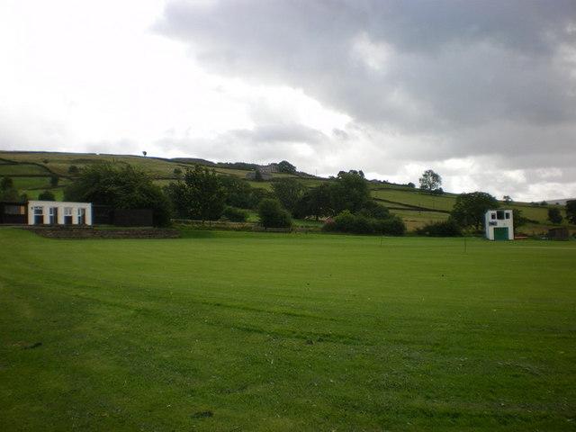 Low Bradley Cricket Ground