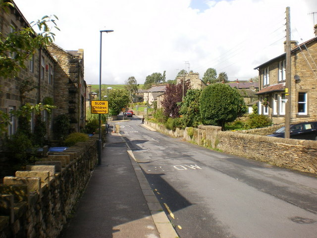 Skipton Road, Low Bradley