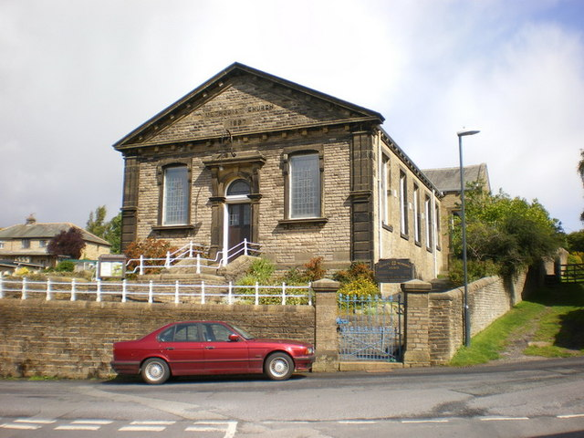 Bradley Methodist Church, Low Bradley