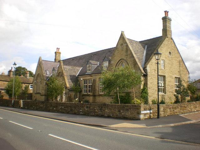 Former school, Gargrave