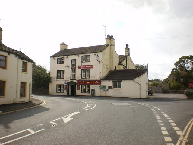 Old Swan Inn, High Street, Gargrave