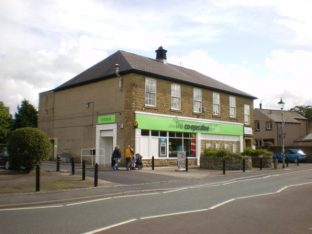 The Co-operative Food, High Street, Gargrave