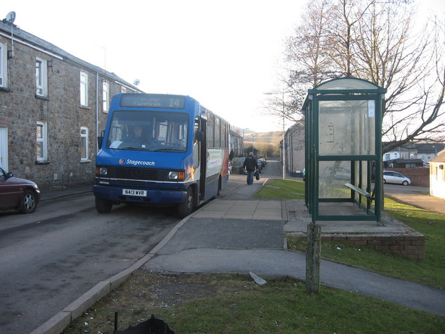Forgeside Bus Stop