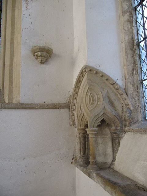 Decorative alcove