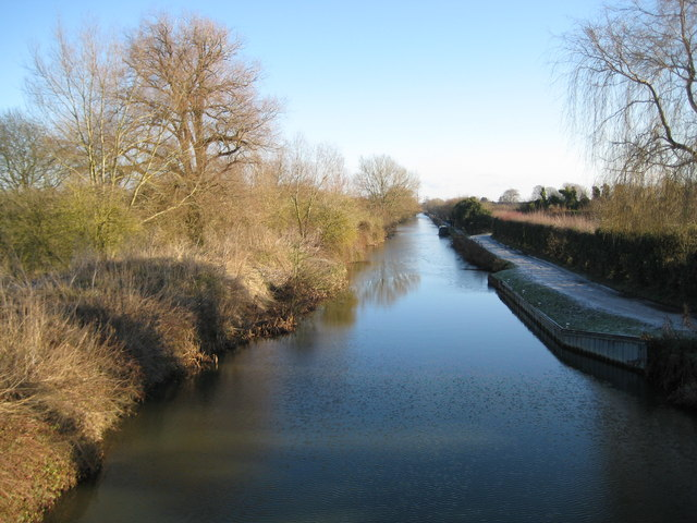 Kennet and Avon Canal at Guyer's Lock