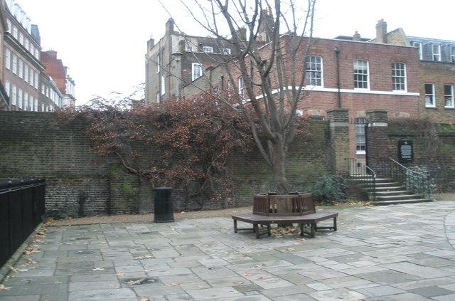 Winter at Gray's Inn (2)