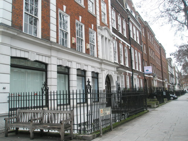 Seats in Bedford Row