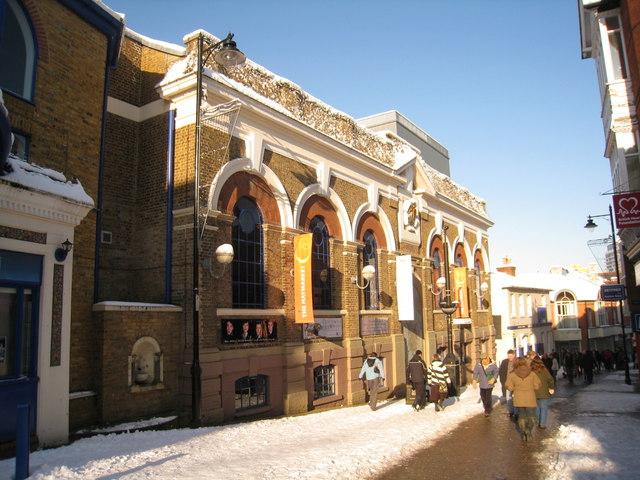 Haymarket Theatre - Wote Street