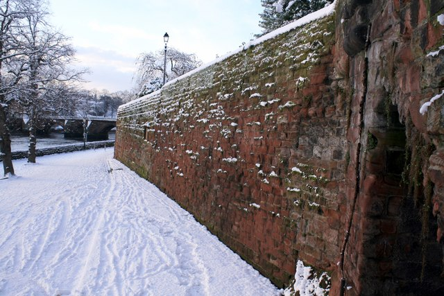 The City Walls, Chester