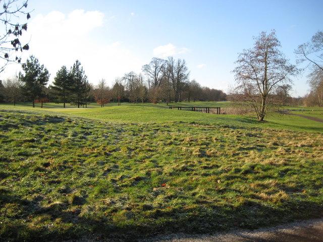 Newbury: Site of the Second Battle of Newbury 1644
