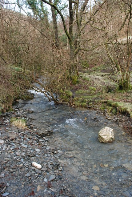 Ford across the Nant-yr-Nele