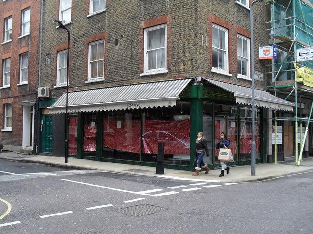 Café Espresso in Red Lion Street