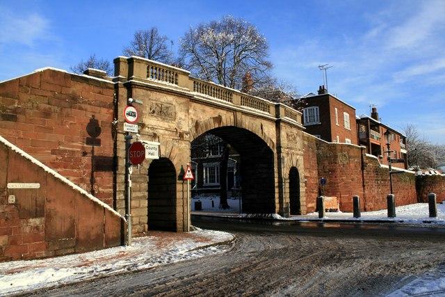 The Bridgegate, Chester