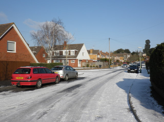 Weirfield Road, Exeter