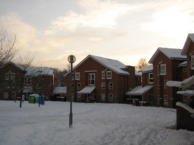 Sherfield Hall
