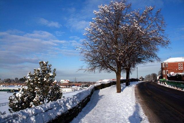Nun's Road, Chester