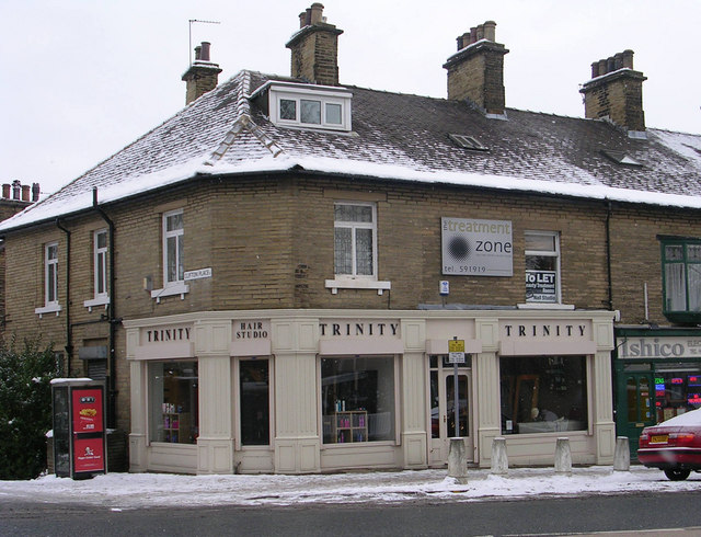 Trinity Hair & Beauty - Bradford Road