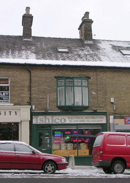 Ishico Electrical Distributors - Bradford Road