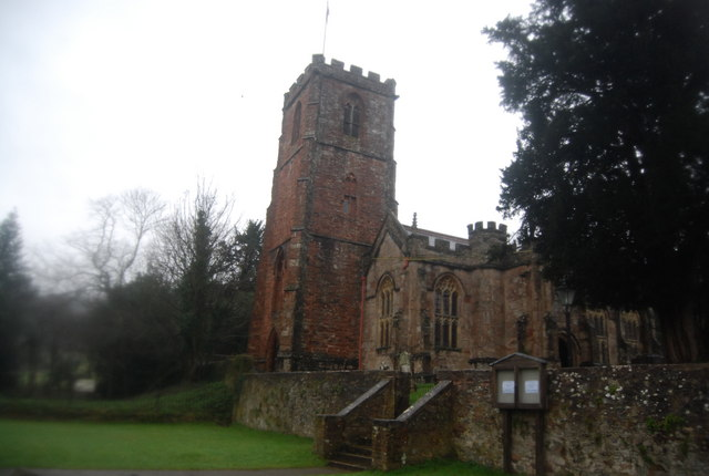 Church of the Holy Ghost, Crowcombe