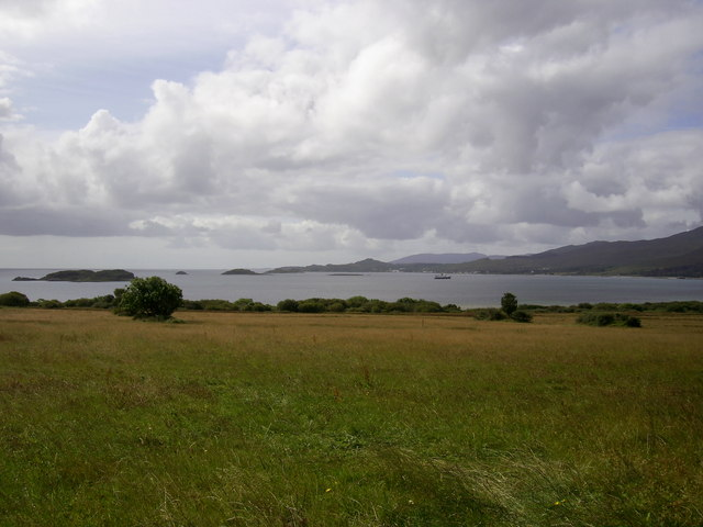 Former farmland at Ardfernal