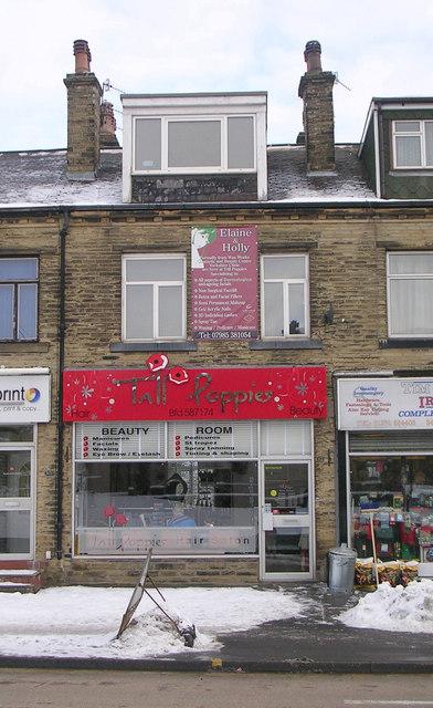Tall Poppies Beauty - Bradford Road
