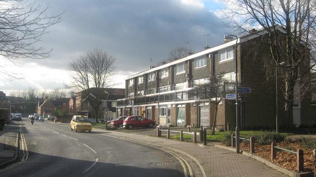 Nuns Street, Derby