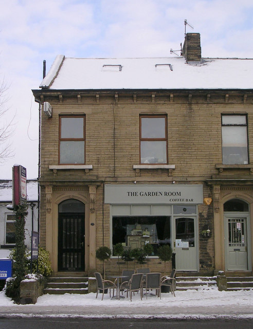 The Garden Room Coffee Bar - Bradford Road