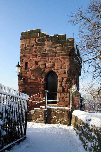 Bonewaldesthorne's Tower, Chester