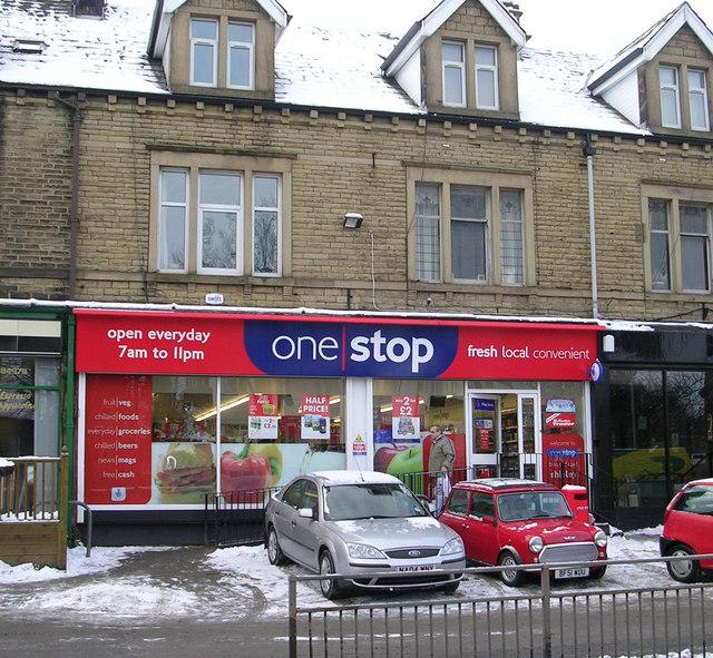 One Stop - Bradford Road