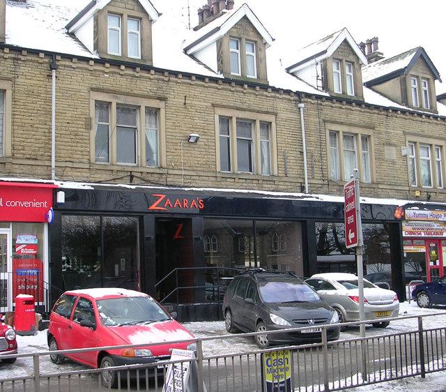 Zaara's - Bradford Road