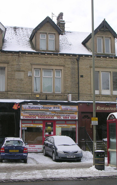 Yummy House - Bradford Road