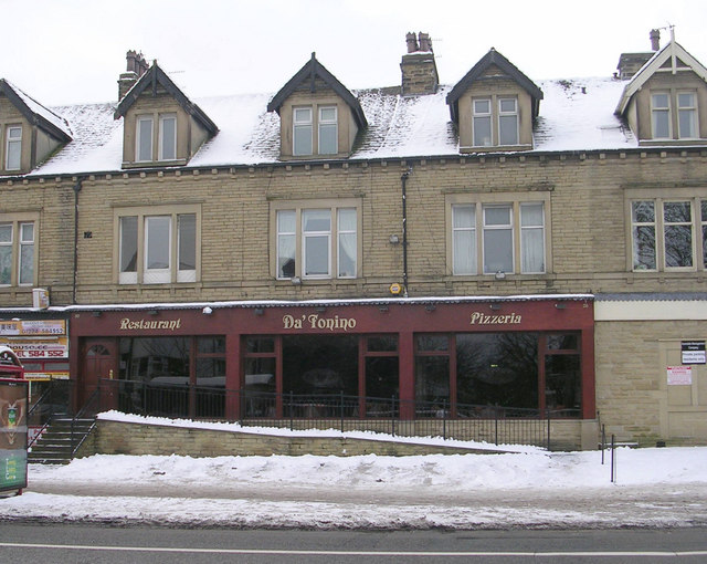 Da'Tonino Restaurant - Bradford Road
