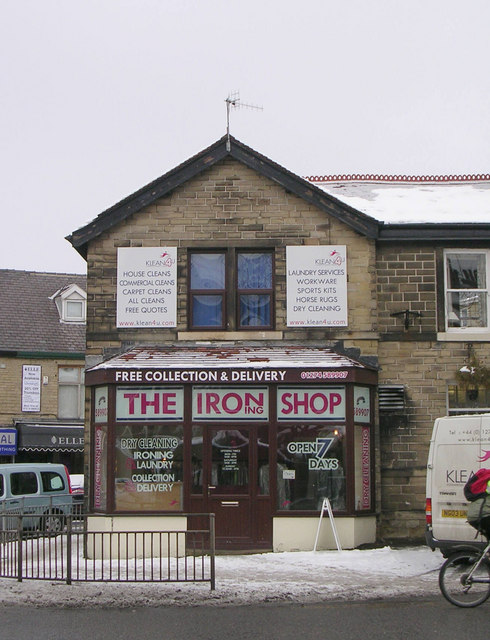 The Ironing Shop - Bradford Road