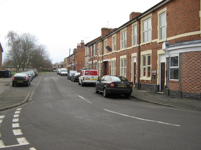 Parker Street, Derby