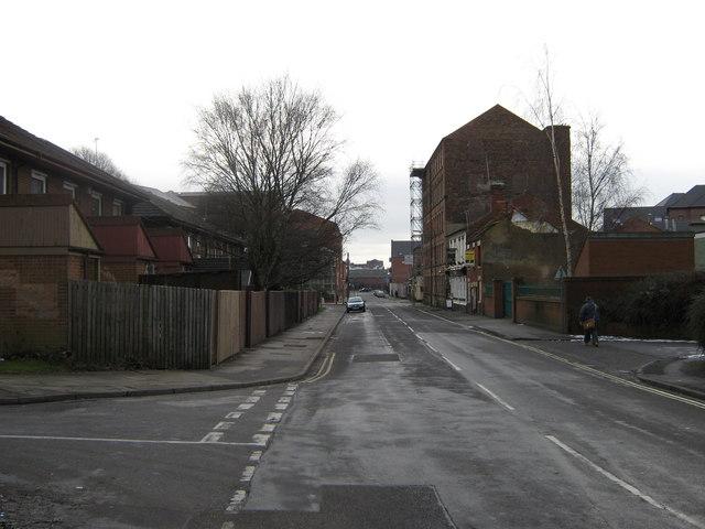 Brook Street, Derby