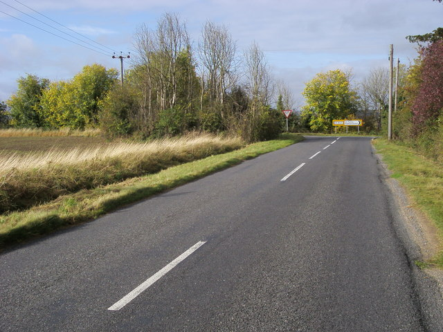 Nearing Paxton Hill