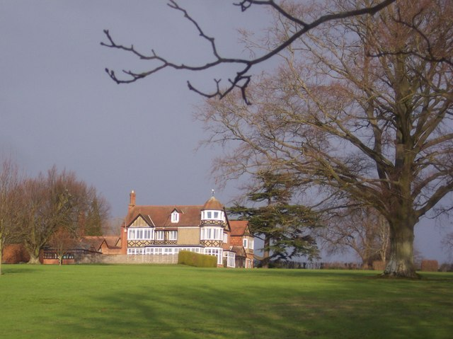 View of High Tong House