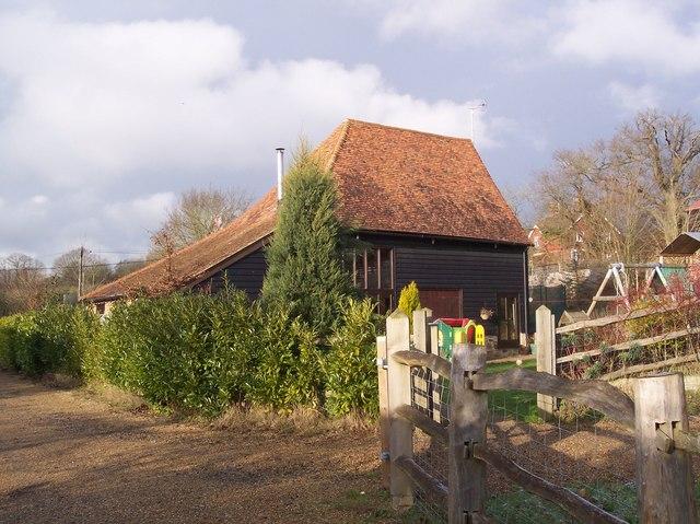 Old Tong Barn