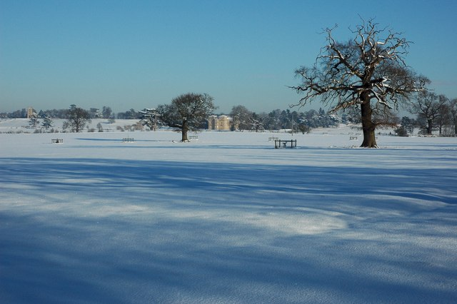 Croome Park viewed from Cuckoo's Pen
