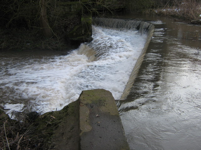 Markeaton Brook, Derby