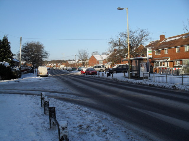 A snowy Purbrook Way (2)