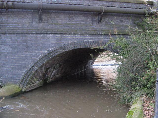 Markeaton Brook, Mackworth Road, Derby