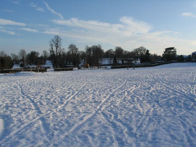 Recreation area, Allesley Park