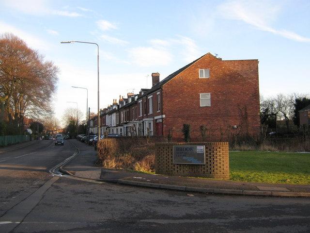 Cedar Terrace, Kedleston Road, Derby