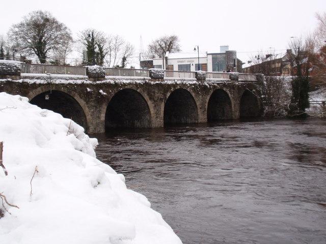Kilcullen Bridge