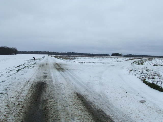 Snow Cover Junction